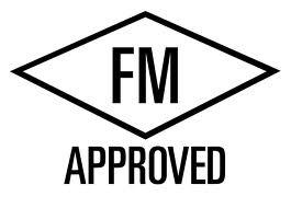 FM Approved logo, FM approval