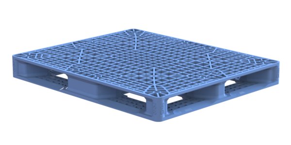 blue ProTech single pallet