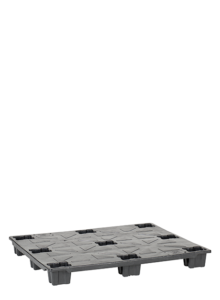 black export closed deck nestable pallet