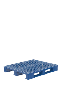 ProGenic 3 stringer blue pallet