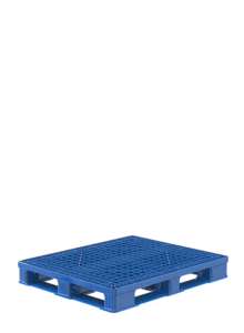 blue ProGenic Heavy Duty pallet