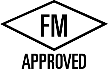 logo to show products are fm approved