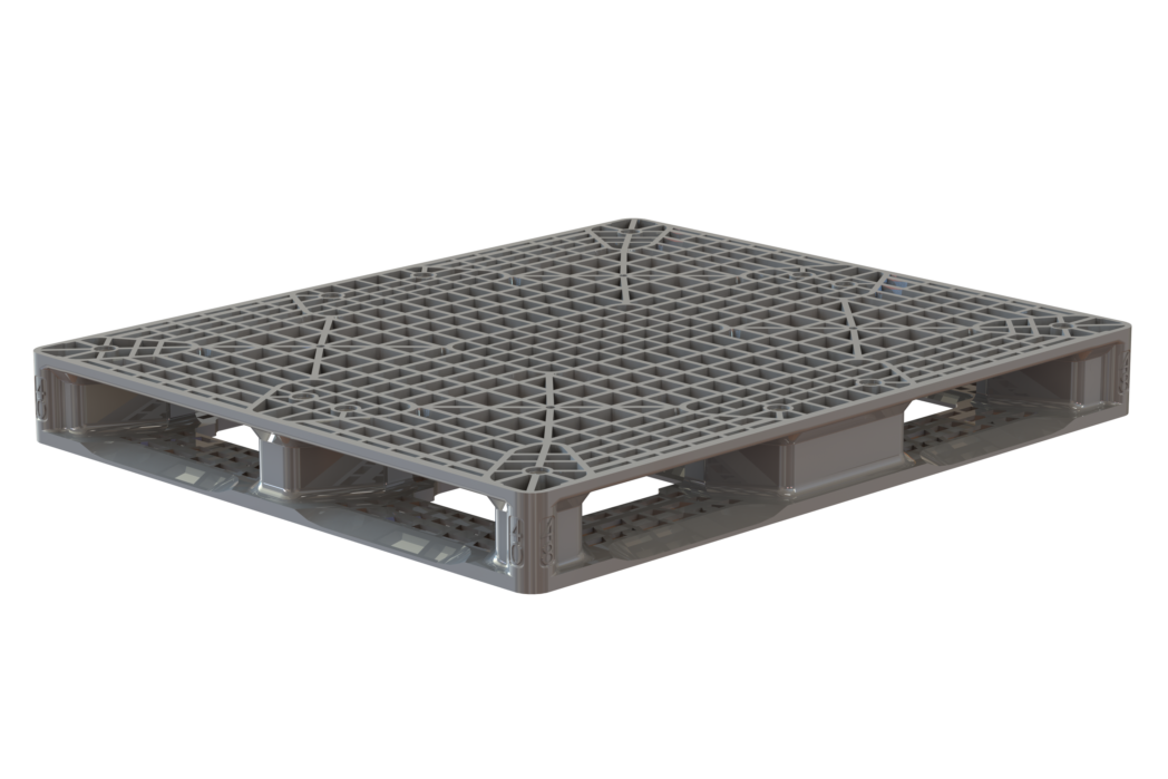 61131b4f8 Low-Profile Plastic Pallets - ProTech Pallet | ProStack