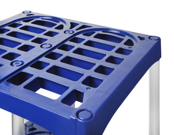 blue recessed track