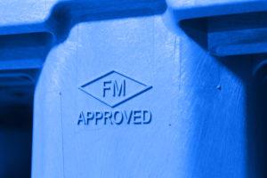 FM-Approved Non-Toxic Fire-Retardant Plastic Pallets | ProStack