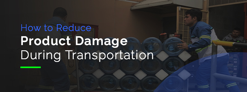 How to Reduce Product Damage During Transportation