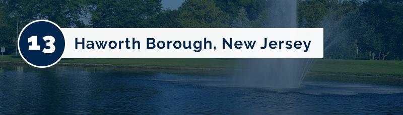 Haworth Borough, New Jersey